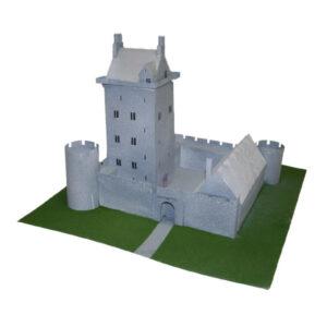 Paper (Cardstock) Castles